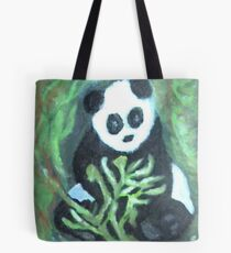 my first real oil painting Tote Bag