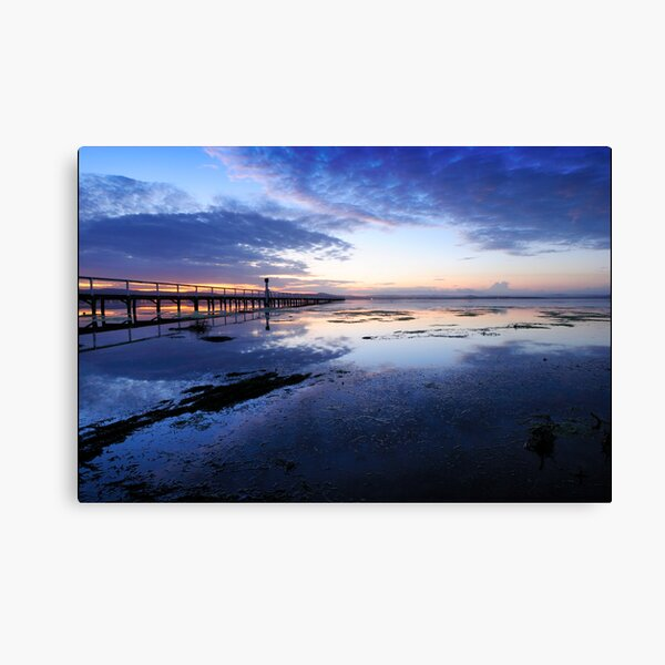 Another view of Long Jetty Canvas Print