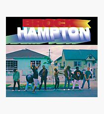 BROCKHAMPTON HEAT  Photographic Print