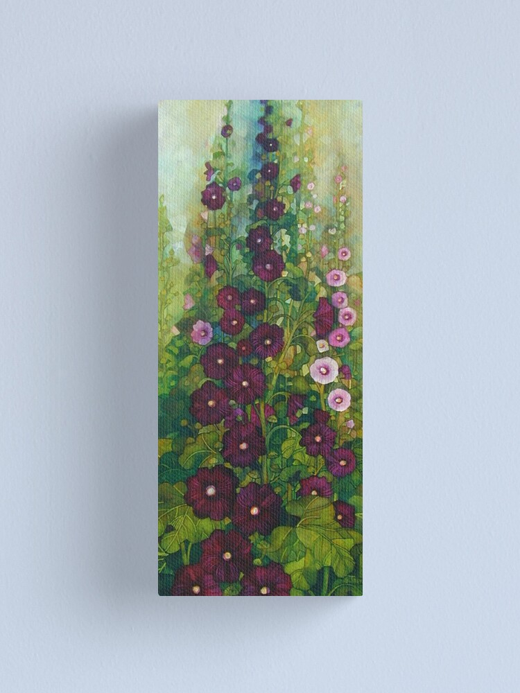 Alternate view of althea Canvas Print