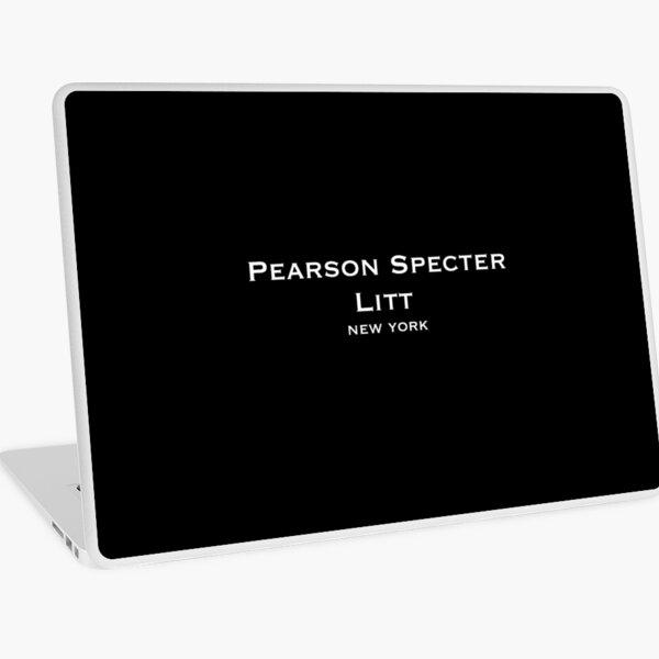 Pearson Specter Litt Laptop Skin