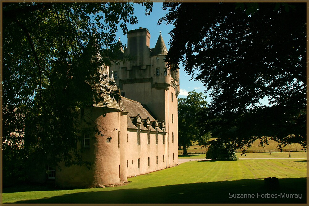 Castle Fraser by Suzanne Forbes-Murray