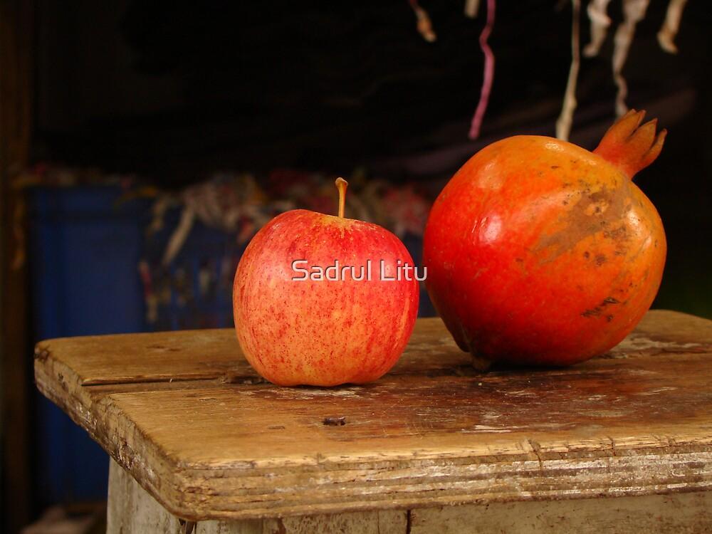 Fruits by Sadrul Litu