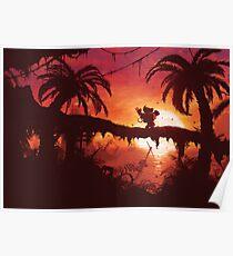 Sunset Shore (Gone by September 30th!) Poster