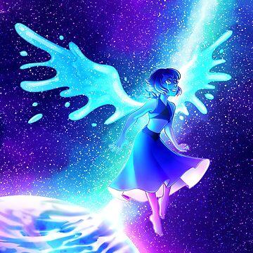 Steven Universe Lapis Lazuli by prpldragon