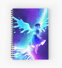Steven Universe Lapis Lazuli Spiral Notebook
