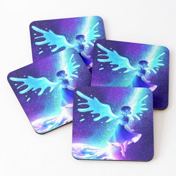 Steven Universe Lapis Lazuli Coasters (Set of 4)