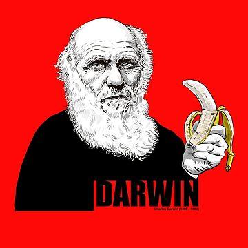 Darwin by maxsax