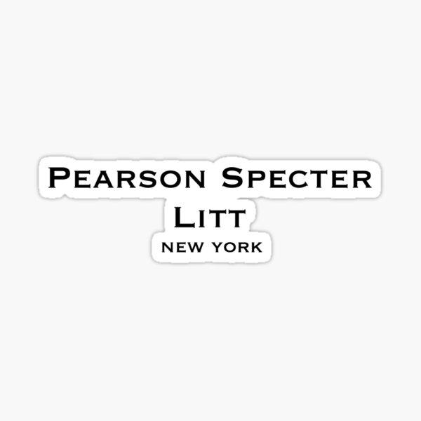 Pearson Specter Litt  Sticker