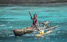 Young Seaman by Jola Martysz