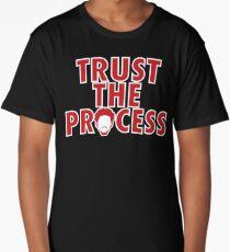 Trust The Process 5 Long T-Shirt