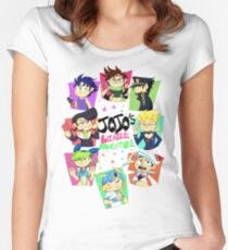 Jojos (by Stuppid Bunny) Women's Fitted Scoop T-Shirt