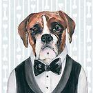 Bobby Boxer by Helen Ashley