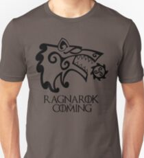 Ragnarok is Coming Unisex T-Shirt