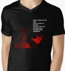 Sci-FI Men's V-Neck T-Shirt