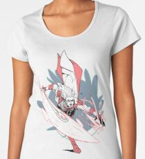 Space Paladin Women's Premium T-Shirt