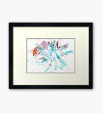 Botanical Detail #redbubble #decor #buyart Framed Print