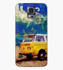 Kombi des Sommers 72 ' Hülle & Klebefolie für Samsung Galaxy