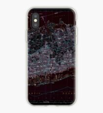 New York NY Long Island West 137378 1984 100000 Inverted iPhone-Hülle & Cover