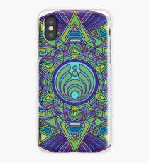 Psychedelic Bassnectar Sacred Mandala Trippy Hallucinogenic  iPhone Case/Skin
