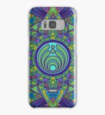 Psychedelic Bassnectar Sacred Mandala Trippy Hallucinogenic  Samsung Galaxy Case/Skin