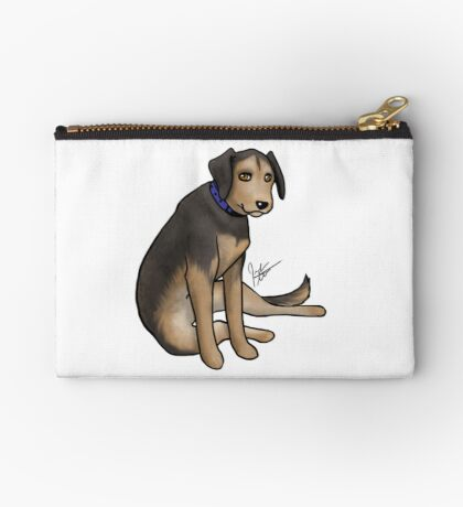 Scout the Saddest Puppy Studio Pouch
