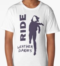 Ride Weather Diaries Long T-Shirt