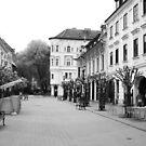 Quiet Győr by zumi