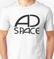 Ad Space Unisex T-Shirt