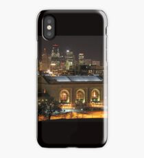 Union Station at Night iPhone Case/Skin