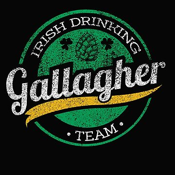 Irish Gallagher  by KTLTD