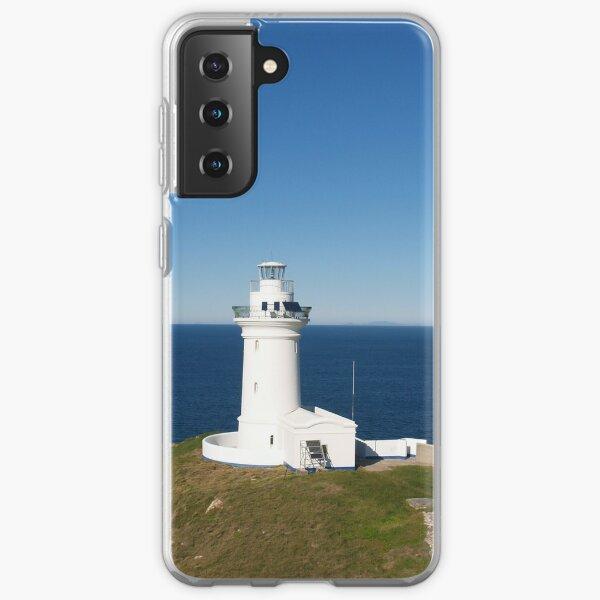 Lighthouse South Solitary Island Samsung Galaxy Soft Case