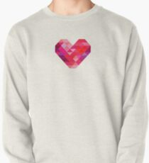 Prism Heart Pullover