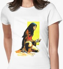 Quinlan Vos Women's Fitted T-Shirt