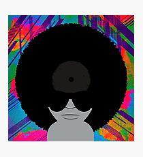 Funky Vinyl Records - Music Art Photographic Print