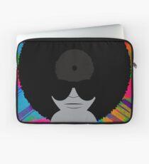 Funky Vinyl Records - Music Art Laptop Sleeve