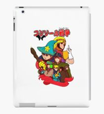 console war iPad Case/Skin