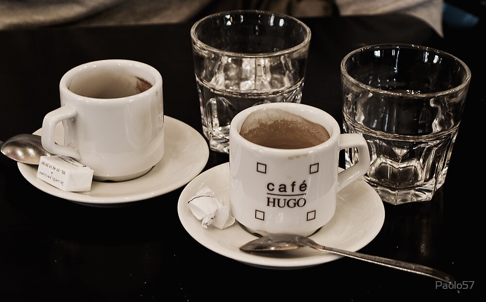 A coffe for two by Paolo57
