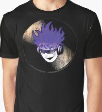 Punk Rock Vinyl Record -  MUSIC! Graphic T-Shirt