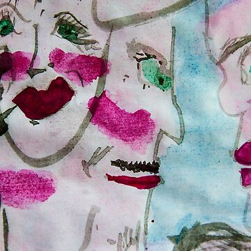 kisses pink by helencorr