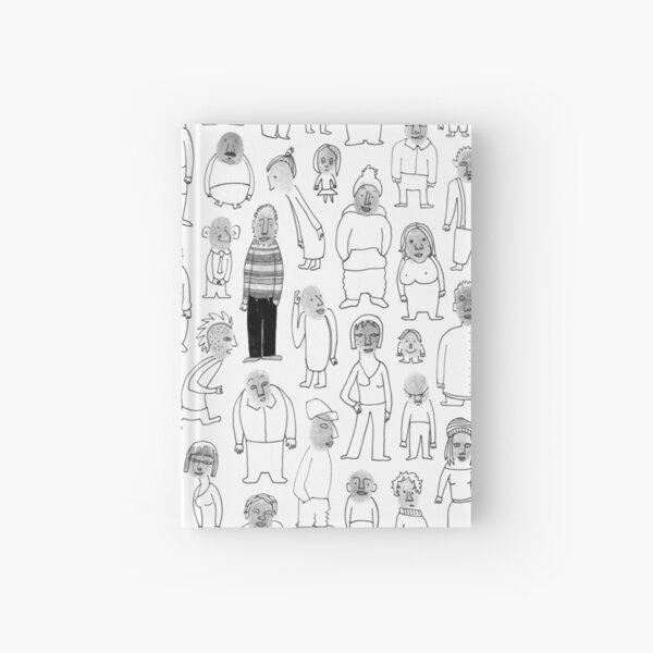 Crowd Hardcover Journal