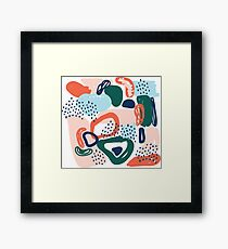 When The Color Matters Framed Print