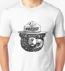 #RESIST  Smokey National Park  T-Shirt