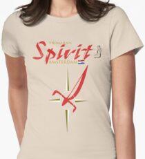 Trimaran-SPIRITRacingSeries-Gold-02 Women's Fitted T-Shirt
