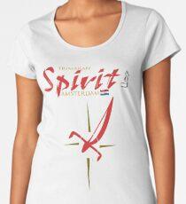 Trimaran-SPIRITRacingSeries-Gold-02 Women's Premium T-Shirt