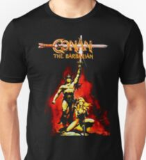 Conan The Barbarian movie Unisex T-Shirt