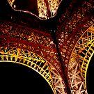 Night Paris by Victor Pugatschew