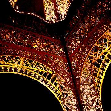Night Paris by vicpug