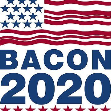 Vote Bacon in 2020 by DavidAyala