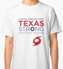 I survived the 2017 Texas Hurricane Season - Harvey Classic T-Shirt